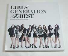 SNSD GIRLS' GENERATION THE BEST Limited Edition JAPAN 2CD+Blu-ray+Photo Card