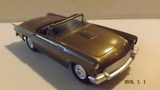 57 t-bird built up plastic model car