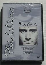 DVD PHIL COLLINS - FACE VALUE - CLASSIC ALBUMS - NEUF