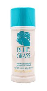 Blue Grass by Elizabeth Arden Cream Deodorant 1.5 oz for Women New
