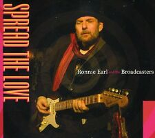 Spread The Love - Ronnie & The Broadcasters Earl (2010, CD NIEUW)