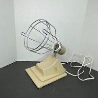 Vintage General Electric Sunlamp Kit Sun lamp Tan Tanning