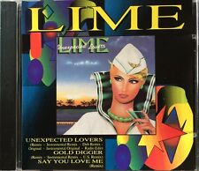 Rare Gold Digger [Single] by Lime (CD, Jul-1999, Unidisc)