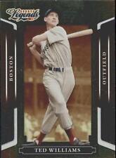 2008 Donruss Sports Legends Baseball Card Pick 1-150