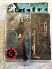 Marilyn Manson Action Figure Disposable Teens Fewture Models NEW IN BOX RARE HTF