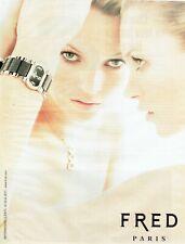 Publicité Advertising 049  2004  Fred  joaillier  & Kate Moss