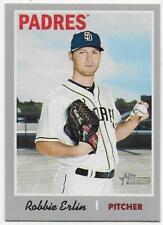 ROBBIE ERLIN 2019 Topps Heritage #329 San Diego Padres