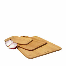 Scanpan Bamboo Cutting Board 3pc Set RRP $35