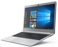 "Linx 14"" UltraSlim Full HD Intel Pentium Quad Core 64GB 4GB Windows 10 Laptop"