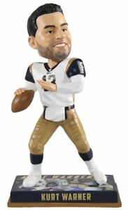 Kurt Warner St. Louis Rams NFL Legends Series Special Edition Bobblehead NFL