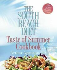 The South Beach Diet Taste of Summer Cookbook-ExLibrary
