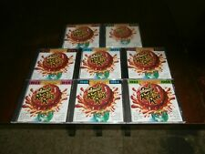 Only Rock 'N Roll 20 Pop Hits (8 CD Box Set With 160 Tracks) Time Warner