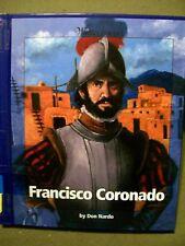 FRANCISCO CORONADO DON NARDO 2001 HARDCOVER MATTS LIBRARY