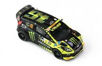 IXO RAM619 FORD FIESTA RS WRC model rally car V Rossi Cassina Monza 2013 1:43rd