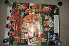 1984 - 1985 Milwaukee Bucks Team Poster