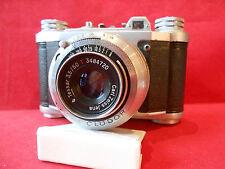Altix IV Altissa  Kamera mit Tessar 3,5/50 T Carl Zeiss Jena, Tasche