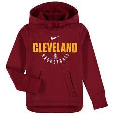 Nike Cleveland Cavaliers Kid's NBA Team Hoodie - Small - Burgundy - New