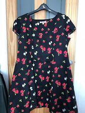 Joe Browns Fit And Flare Floral Tea Dress UK 22