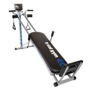 Total Gym RG3APEX APEXG3 Versatile Workout Strength Training Fitness Machine