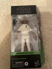 Star Wars The Black Series Admiral Ackbar ROTJ Return of the Jedi - IN HAND!!!