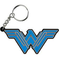 Wonder Woman Movie - Logo PVC Keychain NEW