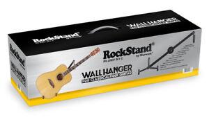 ROCKSTAND RS 20931 B/1C Wall Hanger Akustikgitarre
