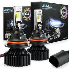 JDM ASTAR G4 8000LM 9007/HB5 SMD LED Headlight High Low Beam Bulbs Xenon White
