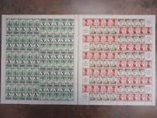 DR 1935 MHB55-56 ** POSTFRISCH TRACHTEN MARKENHEFCTHENBOGEN 2100€(S9152d