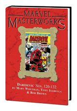 MARVEL MASTERWORKS DAREDEVIL VOL #12 HARDCOVER Comics DM VARIANT #254 HC