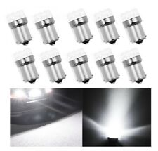 10x Ampoule LED BA15S P21W 9 leds SMD Blanc Xénon 6000k Lampe Veilleuses 24V