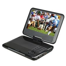 Supersonic SC-179 Portable DVD Player 9 Inch Screen with Swivel Display - NEW