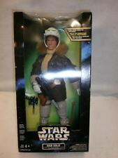 "KENNER STAR WARS HAN SOLO IN HOTH GEAR 12"" FIGURE 1998"