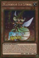 Yu-Gi-Oh! Magicienne des Citrons : MVP1-FRG51 Français