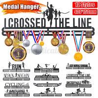 Medaillenhalter Anzeige Medaillen Aufhänger Geschenk Sport Gymnastik Dekoration