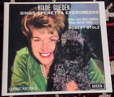 DECCA CLASSIC RECITALS 475 394-2 HILDE GUEDEN sings operetta evergreens STOLZ CD