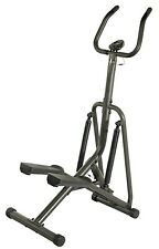 Stamina Avari Free Stride Adjustable Tension Climbing Cardio Workout Stepper NEW