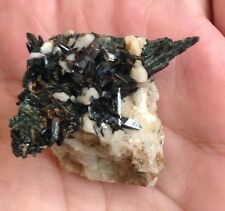 Aegirine With  Feldspar Natural Specimen From Malawi