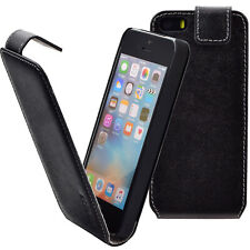 IPHONE 5S Case Genuine Leather Case Flip Style Protective Case Phone Case Cover