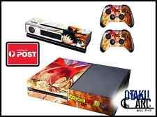 XB1 Skin - Dragon Ball Z DBZ- XBOX ONE Console+ 2 Controllers + Kinect Skin Set