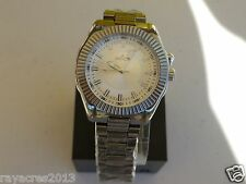 Invicta Ceramics Silver Dial Silver Ceramic Ladies Watch 15320