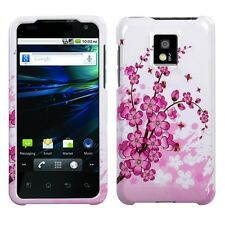 Spring Flower Hard Case Phone Cover for LG T-Mobile G2X