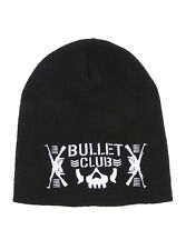 The Bullet Club New Japan Pro Wrestling Licensed Adult Beanie (New)