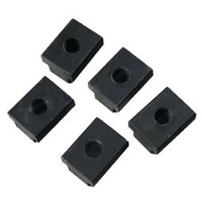 5pcs Iron T-Slot Nuts - Ideal T Slot Nut for Toyota Tacoma Truck Bed Deck Rails