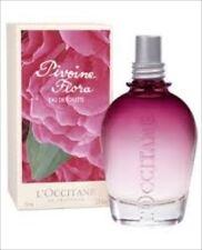 L'Occitane Pivoine Flora Eau de Toilette  75ml , 2.6oz NEW IN BOX