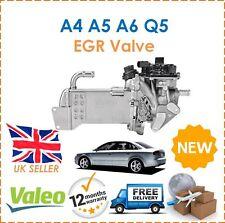 para AUDI A4 A5 A6 Q5 2.0tdi VALEO Egr Válvula con enfriador 03l131512bq NUEVO