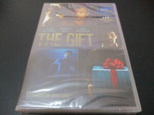"DVD NEUF ""THE GIFT"" Jason BATEMAN, Rebecca HALL, Joel EDGERTON"