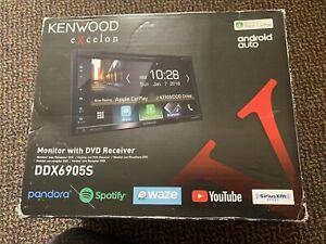kenwood excelon car stereo dVD Player
