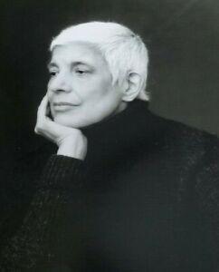 SUSAN SONTAG Writer Filmmaker Philosopher Teacher by Annie Leibovitz Print