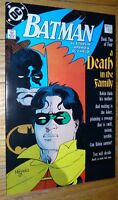 BATMAN #427 DEATH IN THE FAMILY NM 9.4