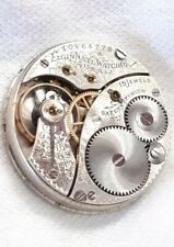 Elgin 15J Pocket watch movement. *(FULL WORKING ORDER)*